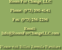 Room For Change, LLC  Phone: (973) 390-4141  Fax: (973) 256-2296  Email: Info@RoomForChangeLLC.co...